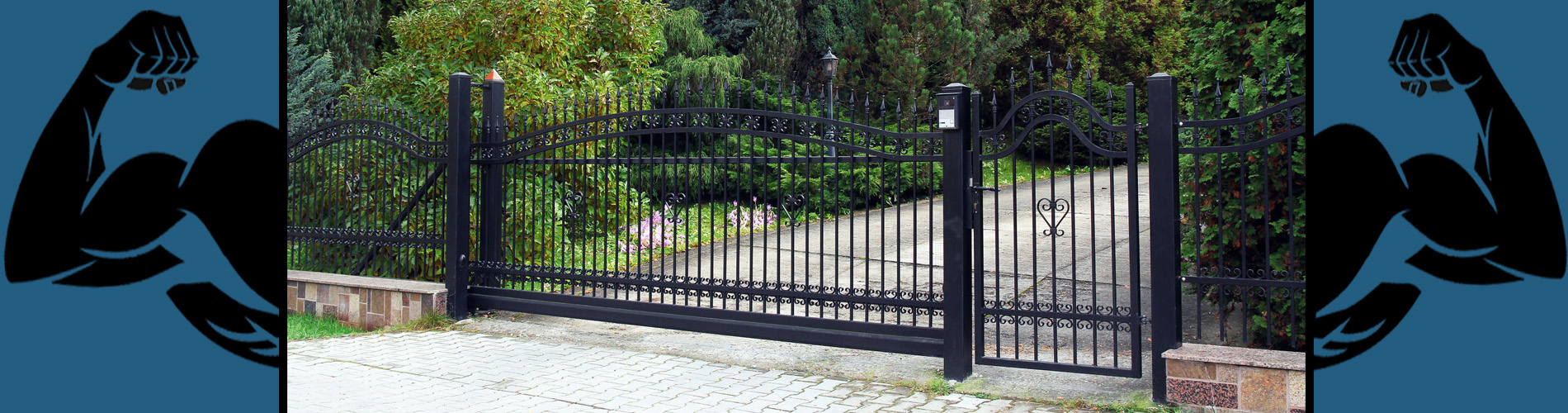 Aluminum Fence Systems- Slide 3